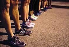 New running program gets local homeless-shelter residents active