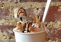 NatuRoll Creamery in Lawrenceville brings rolled ice cream to Pittsburgh