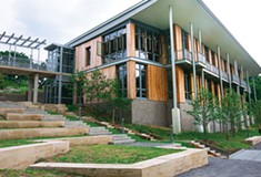 The new Frick Environmental Center hits all the marks