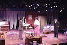 <i>Intimate Apparel</i> at University of Pittsburgh Stages
