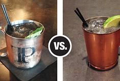<i>Pittsburgh City Paper</i> Booze Battles: Ten Penny vs. Wallace's Tap Room