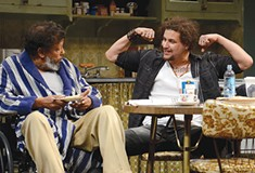 <i>Between Riverside and Crazy</i> at Pittsburgh Public Theater
