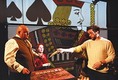 <i>The Man Who Mistook His Wife for a Hat</i> at Quantum Theatre
