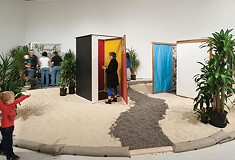 Getting immersed in the interactive work of Brazilian artist Hélio Oiticica