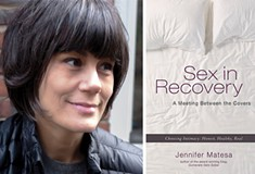 Author Jennifer Matesa talks about sex after getting sober