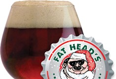 Holly Jolly Christmas Ale, Fat Head's Brewery & Saloon