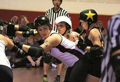 Pittsburgh's Steel City Roller Derby finds a new home in nearby Cheswick
