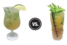 <i>Pittsburgh City Paper</i> Booze Battles: Kaya vs. Pirata