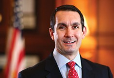 Pennsylvania Auditor General Eugene DePasquale says it's time to get serious about marijuana legalization