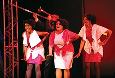 <i>Dreamgirls</i> at Pittsburgh Musical Theater