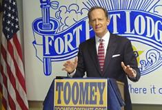 President Trump's budget proposal would make Sen. Toomey's sanctuary-city bill ineffective
