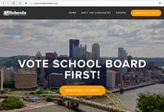 A+ Schools launch Vote School Board First campaign