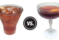 Pittsburgh City Paper Booze Battles: Ten Penny vs. Winghart's Burger & Whiskey Bar