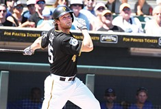 Pirates pitcher Gerrit Cole is looking for a bounce-back year in 2017