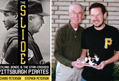 New book, <i>The Slide</i>, chronicles the decline and resurrection of the Pittsburgh Pirates