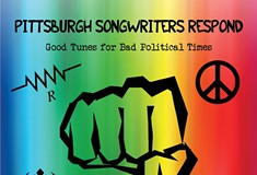 Pittsburgh musicians come together for an album of political protest songs, with proceeds going to the ACLU