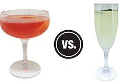 <i>Pittsburgh City Paper</i> Booze Battles: Poros vs. Nine on Nine