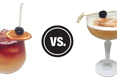 <i>Pittsburgh City Paper</i> Booze Battles: Eddie V's vs. The Summit