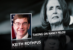 U.S. Rep. Keith Rothfus seems to be increasing his support for President Donald Trump, but why?