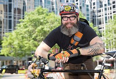 Monthly Steel City Roll events help cyclists get comfortable riding on Pittsburgh streets