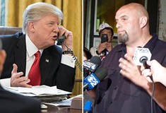 John Fetterman says Trump's Paris withdrawal is more about Somerset County than about Pittsburgh