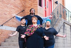 World-premiere opera <i>A Gathering of Sons</i> tackles police brutality