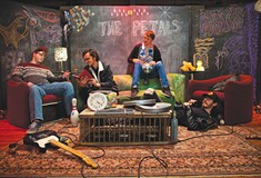 Pittsburgh's The Petals release second album <i>Meld</i>
