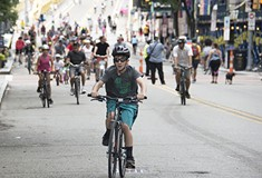 OpenStreetsPGH returns to Downtown Pittsburgh