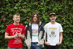 Pittsburgh's Honey gears up for release of mostly sinister/slightly sweet <i>Mock Pop</i>