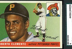 Got a few thousand bucks laying around? Treat yourself to Roberto Clemente's old shower shoes