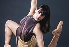 Live music highlights Texture Contemporary Ballet's seventh season-opener
