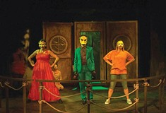 """Final weekend for """"Mr. Burns — a post-electric play"""""""