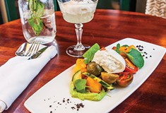 'French comfort food' is on the menu at Le Lyonnais in Downtown Pittsburgh