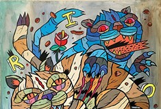 <i>Scavengers: New Paintings by Seth Storck</i> at The Gallery 4