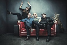 After 30 years, Pixies are sounding comfortable and maybe that's OK