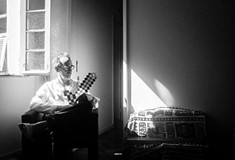 Arto Lindsay performs at The Andy Warhol Museum Oct. 18