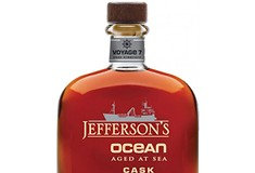 Jefferson's Ocean, Aged at Sea, Cask Strength Bourbon