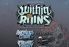 Within the Ruins, Aversions Crown, Currents, Enterprise Earth, Shrouded In Neglect, Execution Day