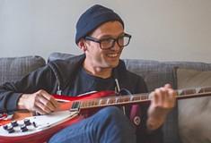 Critics' Pick: Mikey Erg at Mr. Roboto Project