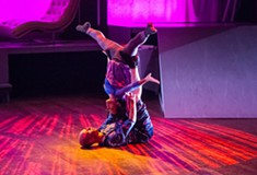 """""""In Defense of Gravity"""" at Attack Theatre"""