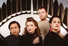 Critics' Pick: Twisted Pine at Club Cafe