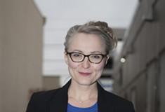 Pittsburgh Public Theater's new artistic director, Marya Sea Kaminski