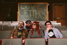 Critics' Pick: Love Letters at Howlers