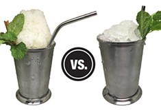 <i>Pittsburgh City Paper</i> Booze Battles: Muddy Waters Oyster Bar vs. Union Standard