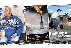 A sendoff for <i>Pittsburgh City Paper</i>'s longtime arts editor Bill O'Driscoll