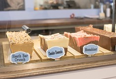 Chocolate Moonshine Co. brings (non-alcoholic) fudge treats to Lawrenceville