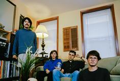 Palm's Eve Alpert on Philadelphia, working slowly and making weird pop music