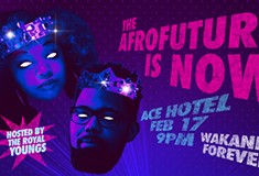 Sarah Huny Young and Damon Young throwing <i>Black Panther</i> party Feb. 17 at Ace Hotel