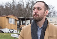 From drug-addicted parents to homelessness, does James Craig's hardscrabble life in Washington County make him the ideal state senate candidate?