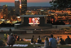 Cinema in the Park: Schenley Plaza
